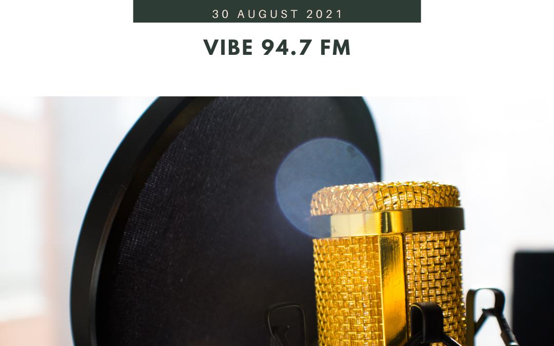 Vibe FM Interview: Positive Aspects of Migration P1